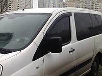 Дефлекторы дверей (ветровики) Citroen Jumpy 2007-...