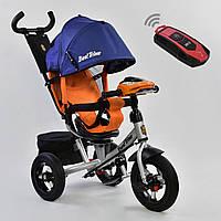 Трехколесный велосипед Best Trike с поворотным сиденьем 7700 В - 1280