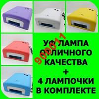 УФ Лампа сушки 36Вт таймер 120с КАЧЕСТВО