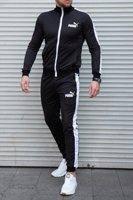 Спортивный костюм мужской Puma трикотаж двухнитка