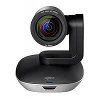 Веб-камера 2.0 Мп с микрофоном Logitech Group Video conferencing system Black