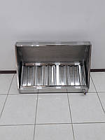 Вытяжной зонтс жироулавливателями1000х600х400, фото 1