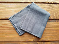 Салфетка для чистки обуви М-1103 цвет Серый