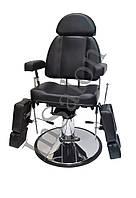 Кресло педикюрное гидравлическое CH-227B-2 черное