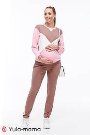 Спортивный костюм для беременных и кормящих OLBENI ST-39.011