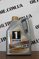 Моторное масло Mobil 1 New Life 0W-40 5л