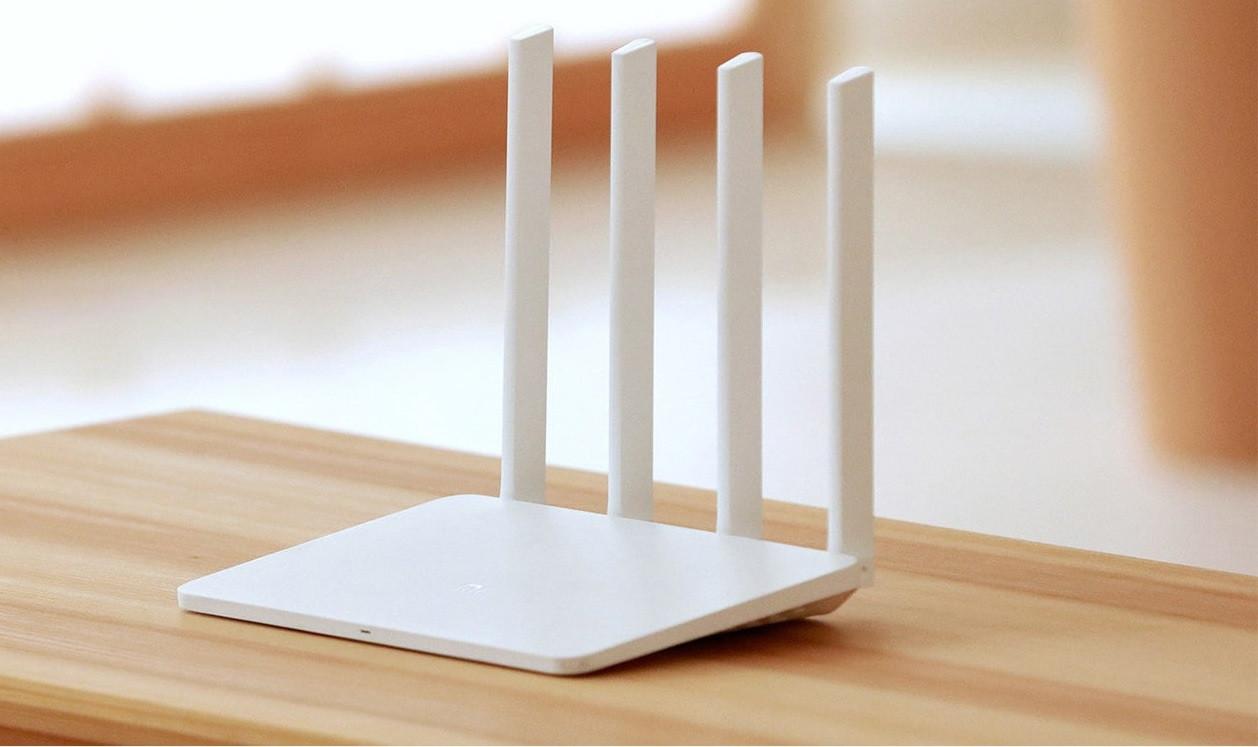Роутер Xiaomi Mi WiFi Router 4A Gigabit Edition, DVB4218CN