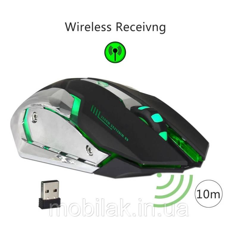 Беспроводная компьютерная мышь Eshowee
