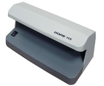 Dors / Ультрафиолетовый детектор валют DORS 115