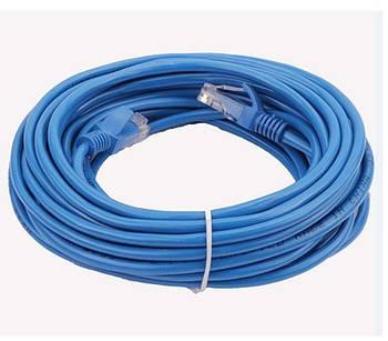 Патч-корд 3м Ethernet RJ45 кат.5е UTP