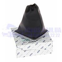 Чехол кулисы FORD FOCUS/C-MAX 2004-2007 (С наклакой Хром) (1342945/4M51A045B79EGW/1342945) ORIGINAL, фото 1