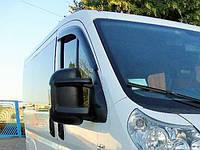 Дефлекторы дверей (ветровики) Citroen Jumper 2007-2015