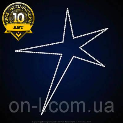 """Звезда светодиодная """"Новус"""" пятиконечная, фото 2"""