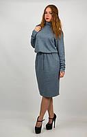 Платье трикотажное женское от бренда Adele Leroy.