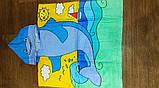 Полотенце пончо, фото 2
