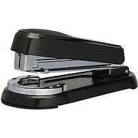 Степлер Е0333 чорний №24 25 листов Deli