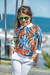 Новая коллекция летней детской одежды для девочек!