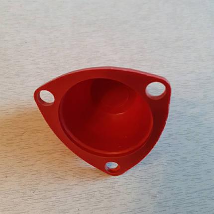 Колпачок болта сцепления КПП мототрактора 12-15 лс, фото 2