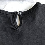 Пышное детское платье на девочку Breeze 123. Размер 104 см, 110 см, 116 с (6лет), 128 см (8лет), фото 4