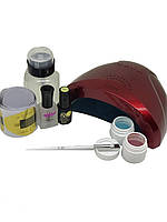 Стартовый набор для маникюра, педикюра и наращивания ногтей