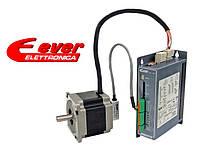 Шаговые двигатели и контроллеры EverElettronica