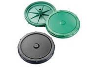 Аэратор дисковый - диффузор HD 270 (D 270 мм), фото 1