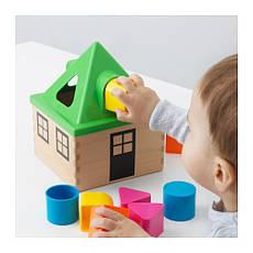 МУЛА Головоломка, разноцветная, 10294889, IKEA, ИКЕА, MULA, фото 2