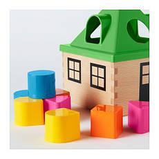 МУЛА Головоломка, разноцветная, 10294889, IKEA, ИКЕА, MULA, фото 3