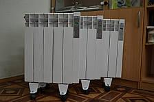 Электрообогреватель Оптимакс 0840-07 (7 секции), фото 2