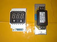 Регулятор мощности плавной регулировки цифровой 5.0 кВт.  Далас