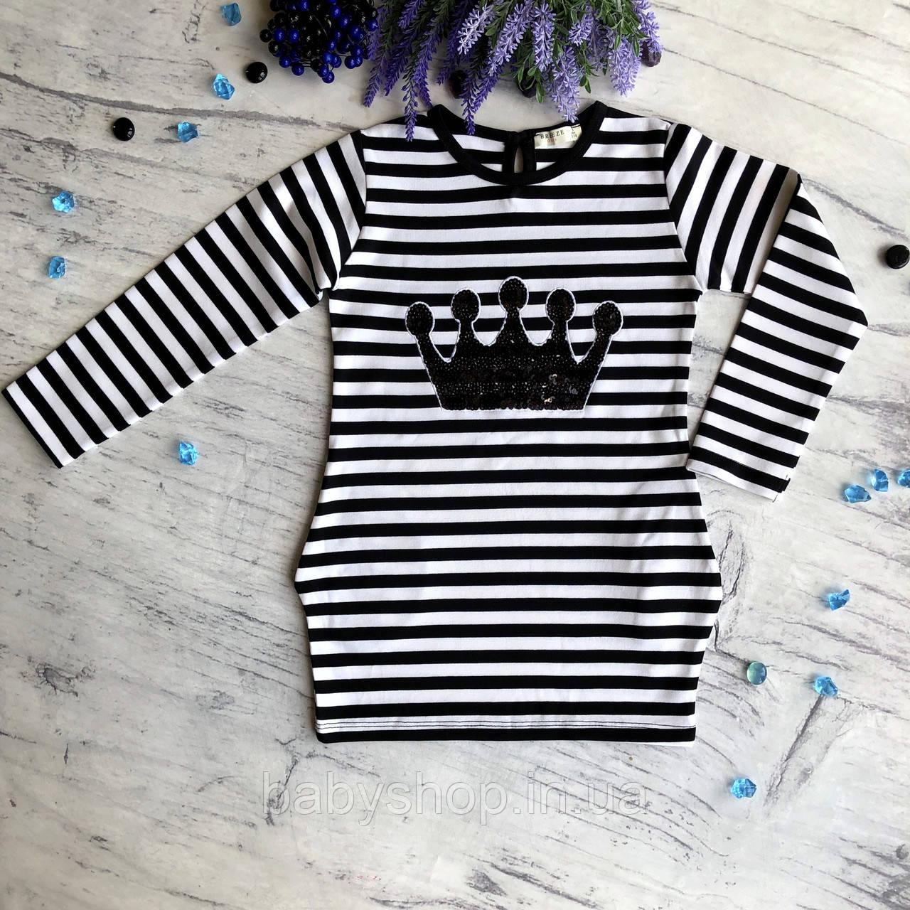 Легкое детское платье Breeze 125. Размер 110 см (5лет), 116 (6лет), 128 см (8лет), 134 (9лет), 140 см (10лет)