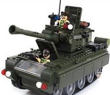 Конструктор Tanks из серии Combat Zones Brick, модель 823, фото 2