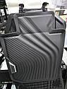 Комплект оригинальных резиновых коврики BMW 3 (G20) (51472461168 / 51472461169), фото 3