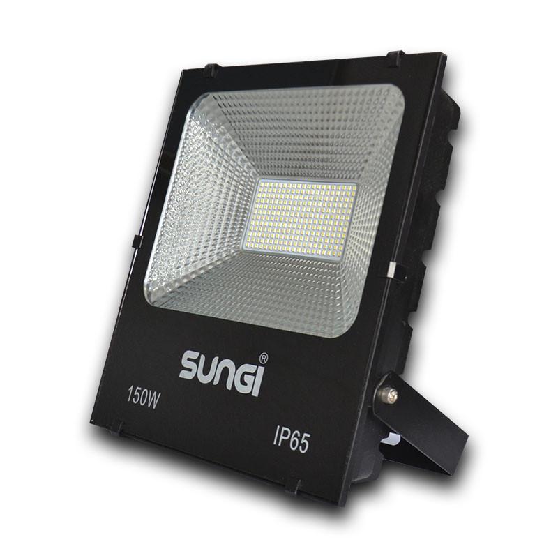 Светодиодный уличный прожектор 150W 6500K Sungi