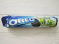 Печенье Oreo Cool Mint, 154гр. (Швейцария)