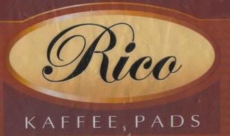 Кофе в чалдах Rico Regular (102 монодозы) Philips Senseo (62 мм) -  Ни 5
