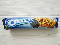 Печенье Oreo Peanut Butter, 154гр. (Швейцария)