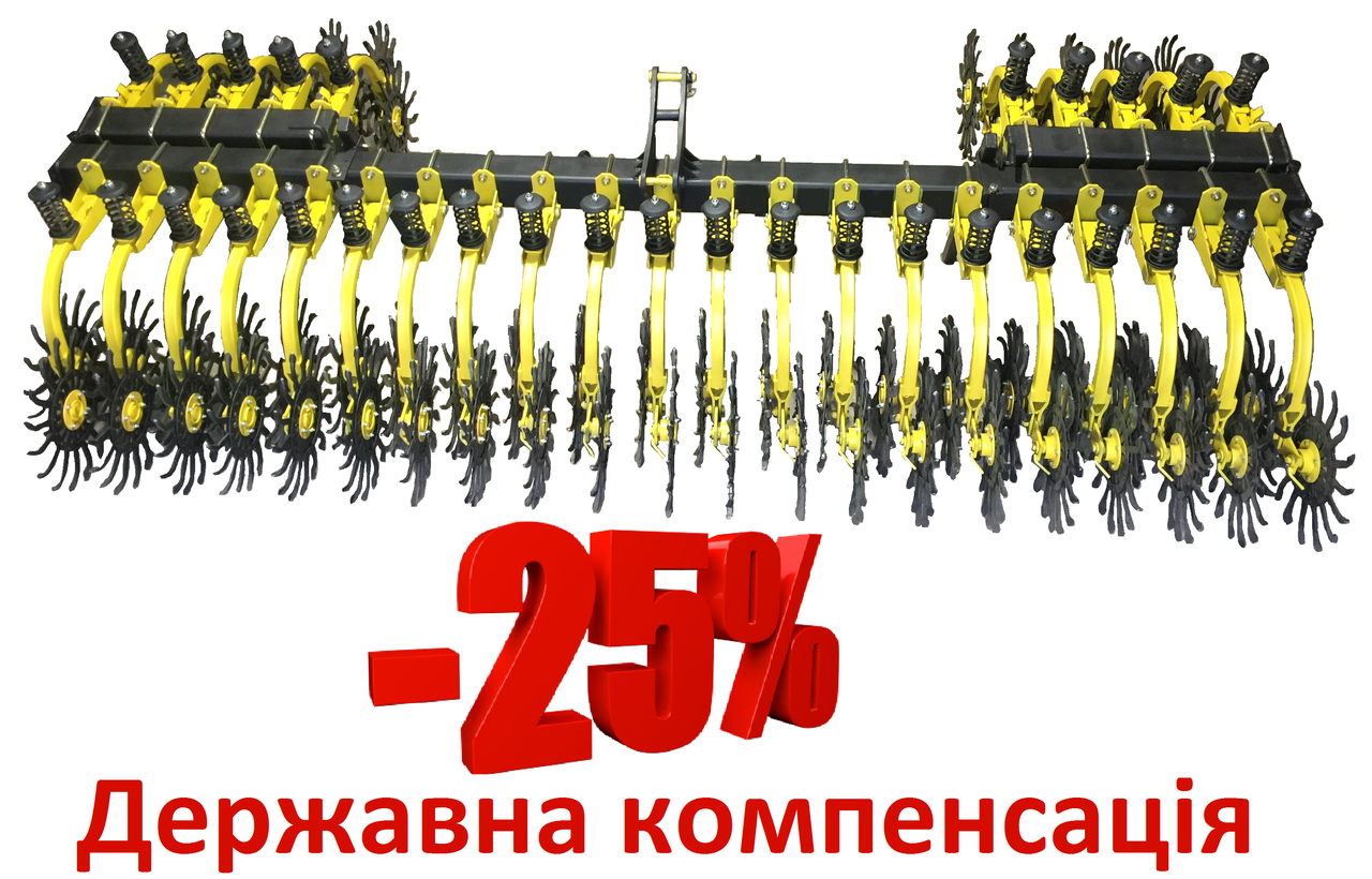 Ротационная борона ASTRA C6 ( Складная ) -25% Госкомпенсация