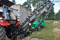 Оборудование экскаватора цепного (траншеекопатель, грунторез) ЭЦ-1800, ЭЦ-1600, ЭЦ-2000