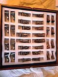 Шахматы металлические 50*50 см Воины Света и Тьмы на деревянной доске, фото 8