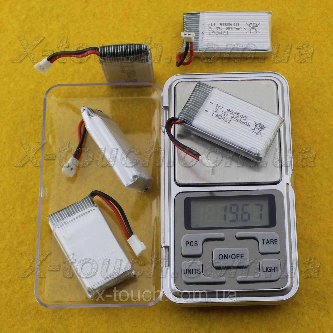 Акумулятор 902540 для квадрокоптера MJX X705C і керованих моделей