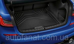 Оригінальний килимок в багажник BMW 3 (G20) (51472461166)