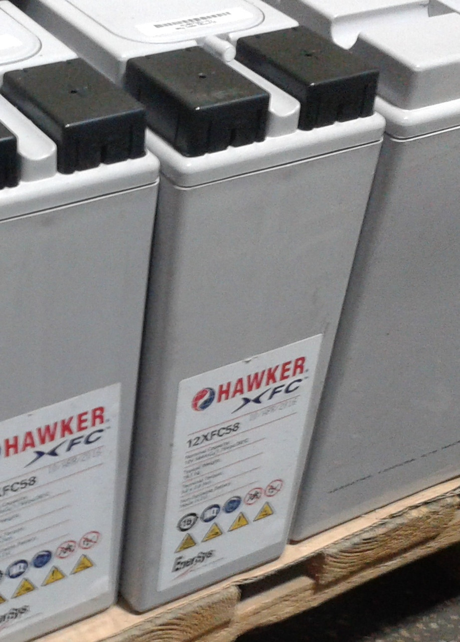 Быстро заряжаемый аккумулятор NexSys 12NXS61 (Hawker XFC58) 12В, 61Ач