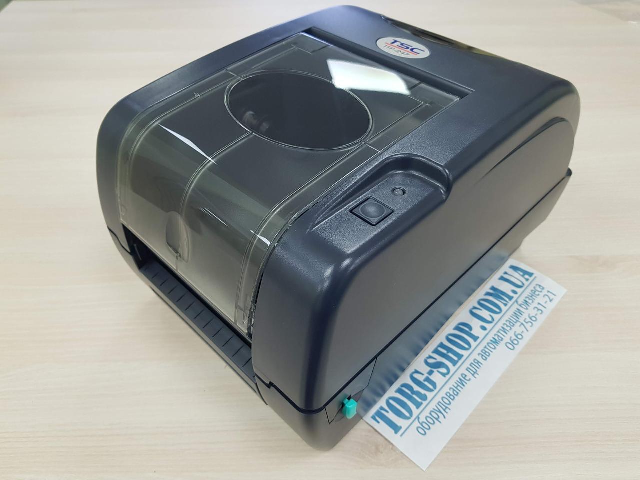Термотрансферный принтер этикеток TSC TTP-247 IE