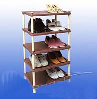 """Полка для обуви """"Efe"""" пластиковая"""
