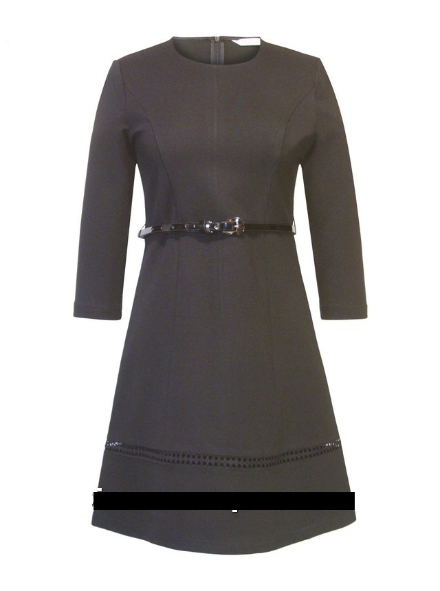 Детское школьное платье для девочки от Deloras 61223 | 134-164р.