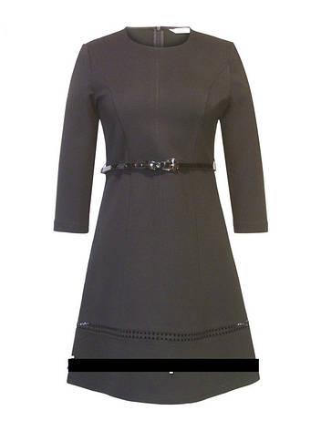 Детское школьное платье для девочки от Deloras 61223 | 134-164р., фото 2