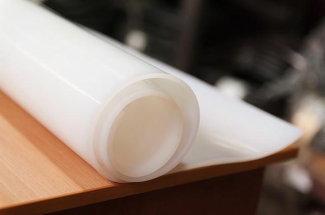 Техпластина силиконовая и изделия из силикона