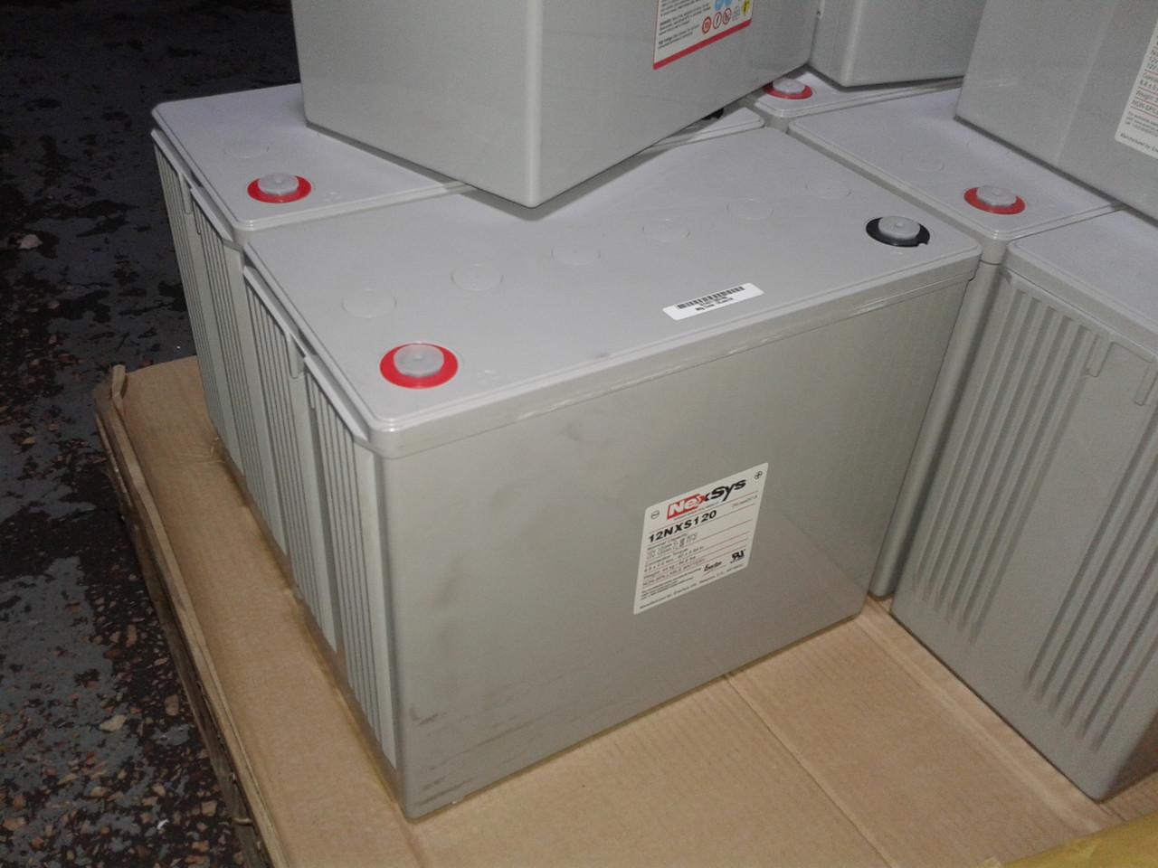 Быстро заряжаемый аккумулятор NexSys 12NXS120 (Hawker XFC115) 12В, 120Ач