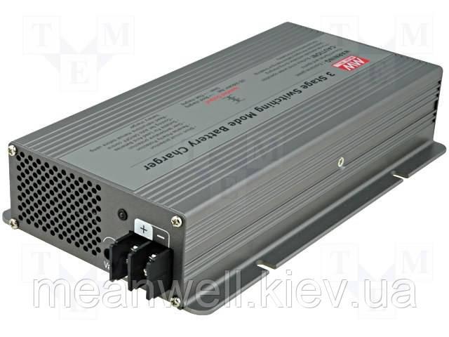 PB-300N-12 Зарядное устройство для аккумуляторов 300 Вт 12 В Mean Well - MEAN WELL    НовоКонцепт Инжиниринг в Киеве